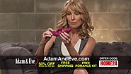 Best G Spot Vibrator | Adam and Eve's G3 G-Spot Massager Reviewed by the Sexpert Dr. Kat