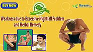 Weakness due to Excessive Nightfall Problem and Herbal Remedy - YouTube