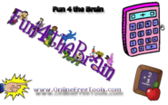 10+ Fun 4 The Brain Math Games