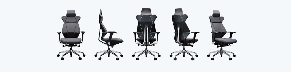 Headline for Gorgeous office chairs to up your desk game