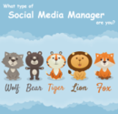 What Type Of Social Media Manager Are You? [Infographic]