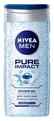 Website at http://www.niveamen.in/products