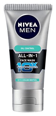 NIVEA MEN - ALL IN ONE FACE WASH