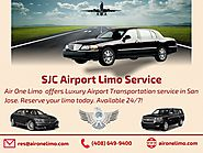 SJC Airport Limo Service - Air One Worldwide Transportation | edocr