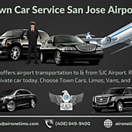 Town Car Service San Jose Airport