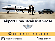 SJC Airport Limo Service - Book Now