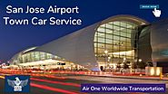 SJC Airport Town Car Service - Air One