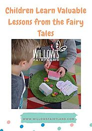 Children Learn Valuable Lessons from the Fairy Tales |authorSTREAM