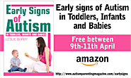 We are giving away our book: Early Signs of Autism in Toddlers - Autism Parenting Magazine