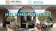 Ep. 4 - Helping Others (Part One) - Caleb With Curls - Volunteering