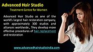 Hair Treatment Clinic for Women - Advanced Hair Studio
