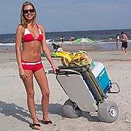 Top 15 Best Beach Carts in 2017 - Buyer's Guide (December. 2017)