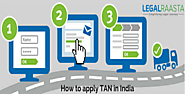 Apply TAN in India | Procedure | | Online LegalRaasta