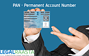 Apply pan card in India | Online Process | Learn | LegalRaasta