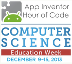 App Inventor Hour of Code 2013