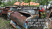 SCRAP CAR GOLDCOAST