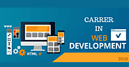 Ways! To Start Career In Web Development.