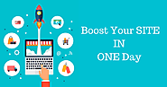 Tips to Boost Your Website SEO In One Day