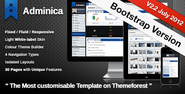 Top 10 Bootstrap Admin Themes & Templates Collection