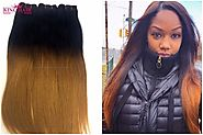 4 DOS WHEN DYING OMBRE COLOR - VIETNAM HAIR EXTENSIONS