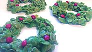 Cornflake Wreath Treats