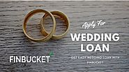 Plan Your Wedding with Wedding Loan | Finbucket