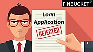 Top reasons for Personal Loan rejection-FINBUCKET