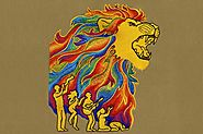 The Lion King Machine Embroidery Design - DigitEMB
