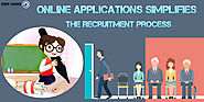 Online applications simplifies the recruitment process - OMR Home Blog