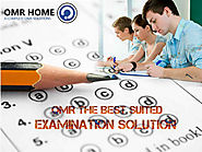 OMR the best suited examination solution - OMR Home Blog