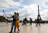 2. Eiffel Tower, Paris