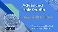 Know Advanced Hair Studio India More