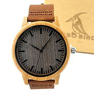 How Can A Custom Engraved Wooden Watch Be A Precious Gift For The Lifetime?