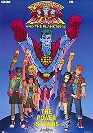Captain Planet and the Planeteers 1990