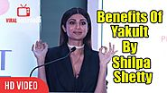 Shilpa Shetty Speech On Yakult Benefits, Health Benefits Of Probiotic Drinks
