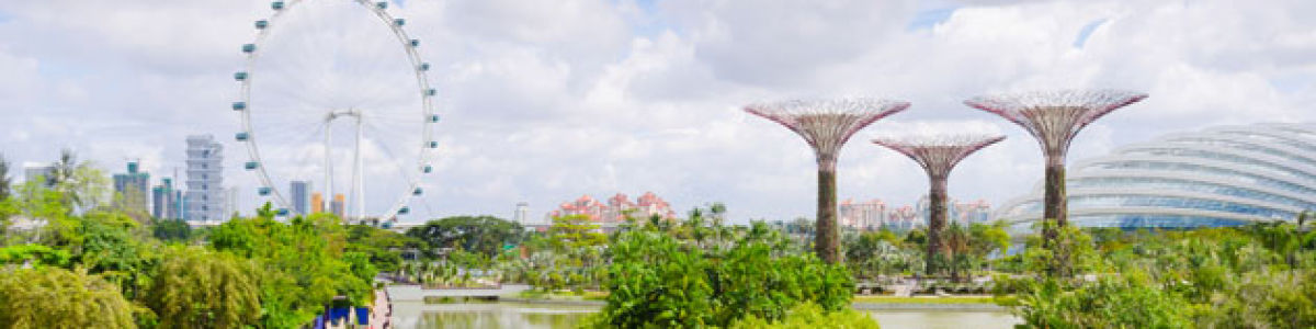Headline for 5 Best Nature Attractions in Singapore – A City in a Garden
