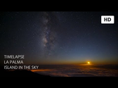 Christoph Malin - Timelapse: Island in the Sky - La Palma (HD)