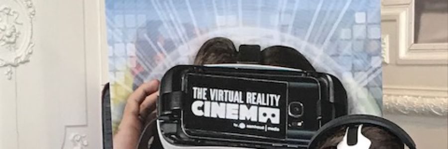 Headline for Virtual Reality beyond fun and amusement