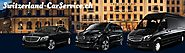 Travel and Transportation from Zurich and Basel Airport ☆ Car and Driver Services