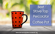 Stove Top Percolator Coffee Pot Reviews