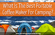 What Is The Best Portable Coffee Maker For Camping?