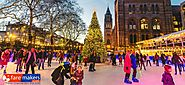 Winter Activities in London and Discount Airfare Deals