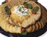 HolidaySpecial Ingallina's Accompaniments Party Platter