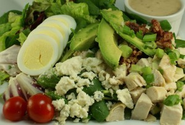Classic Cobb Salad, Salad Lunch Box, Catering Redmond, Pacific
