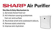 Sharp Air Purifiers Price Online