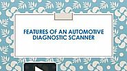 Automotive Scan Tool Comparison With Big Brands