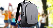 10 Best Ready To Go Anti-Theft Backpack for Laptops
