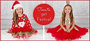 Get Best Dresses and Holiday Outfit this Christmas from Mia Bella Baby