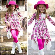 Shop Fashionable Girls Clothing with Mia Belle Baby