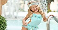 Find Amazing Swim Costumes for Little Girls at Mia Belle Baby